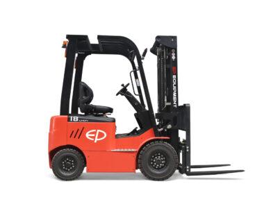 Elektrische lithium-ion 4-wiel heftruck 1800 kg (EP EFL181)