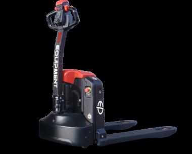 Elektrische pallettruck 1500 kg met zwenkwielen (EP EPL154)