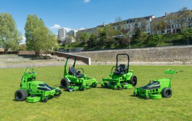 Mean Green Mowers beschikbaar in Nederland